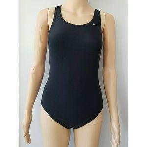 Nike Black Swimsuit Size 10
